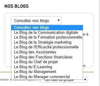 Content Marketing : créer plusieurs blogs pour segmenter sa cible