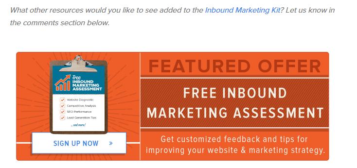 Inbound Marketing : encourager l'acquisition de leads avec des guides gratuits