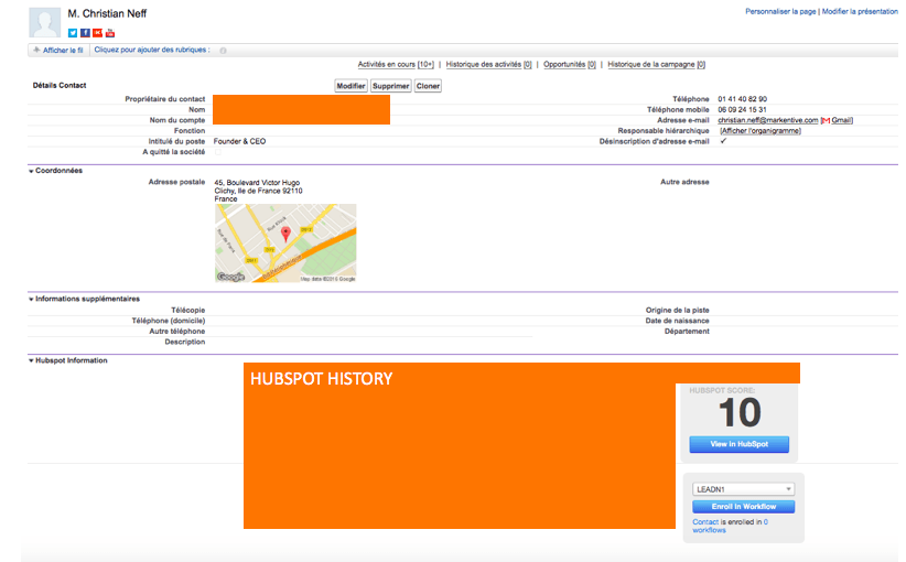 Integration-hubspot-salesforce