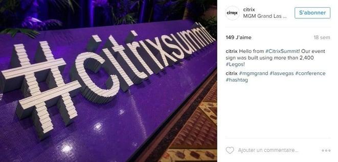 Instagram : partager ses événements en temps réel