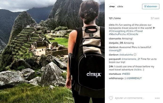 Instagram pour gérer sa marque employeur