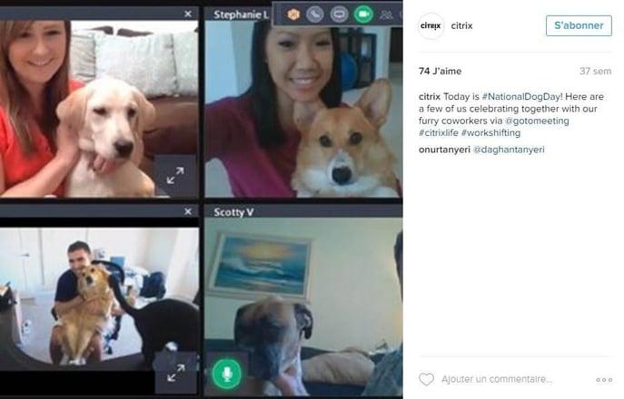 Instagram : l'idéal pour recruter de futurs collaborateurs