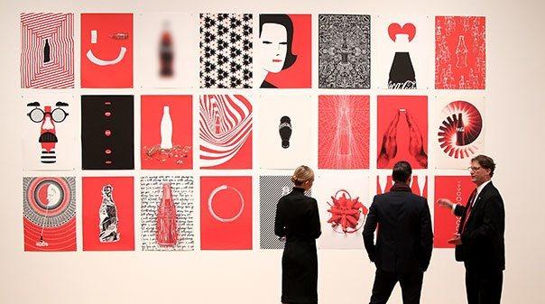 Exposition sur les 100 ans de Coca Cola : branding et fidélisation clients