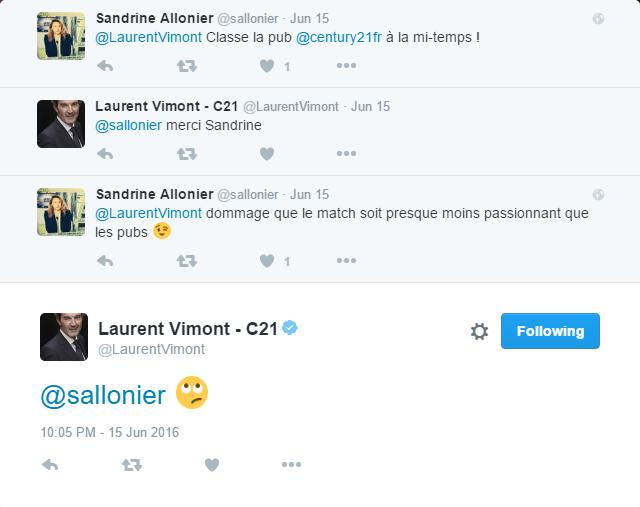 Twitter : ne jamais négliger le dialogue avec les abonnés