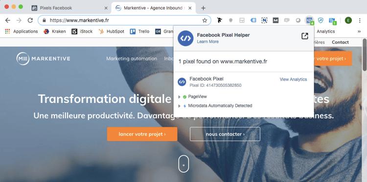 facebook-comment-parametrer-compte-publicitaire-Extension-Pixel-Helper