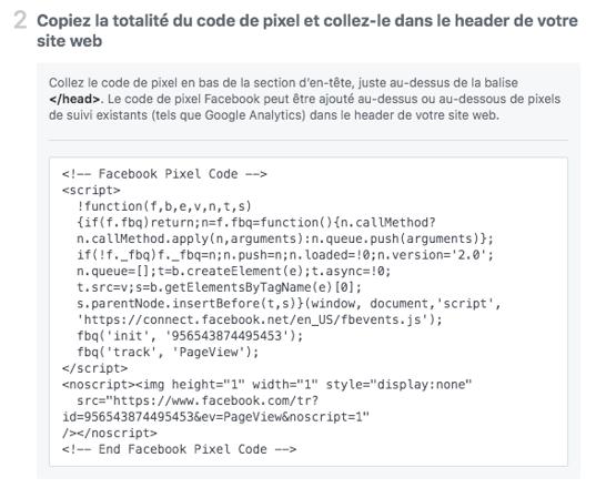 facebook-comment-parametrer-compte-publicitaire-Pixel-Facebook