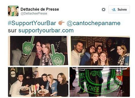 Heineken : une opération qui prend de l'ampleur sur les réseaux sociaux