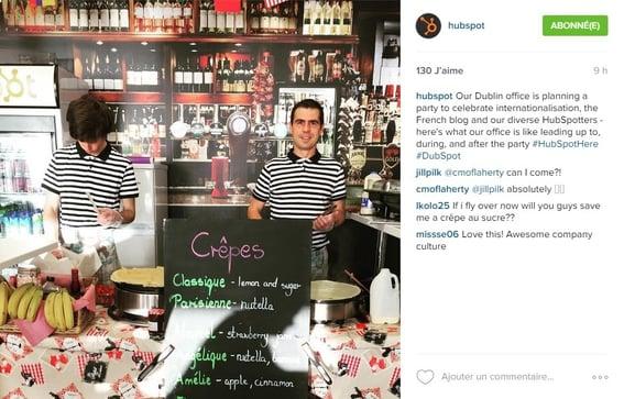 Brand Content : Instagram est utile pour humaniser son entreprise