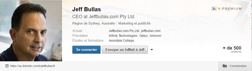 Jeff Bullas