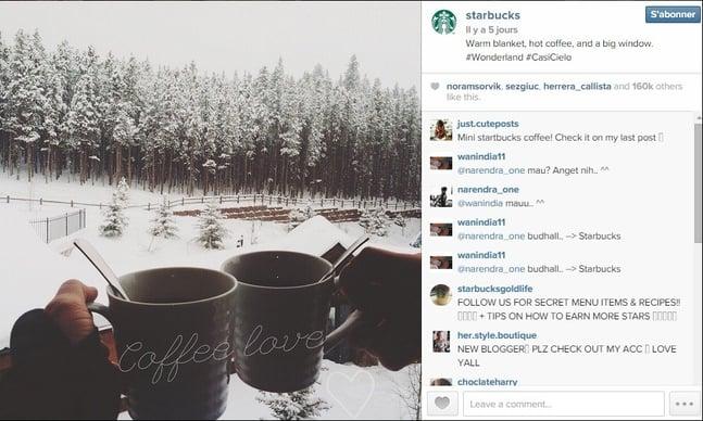 Instagram : l'atout de votre storytelling