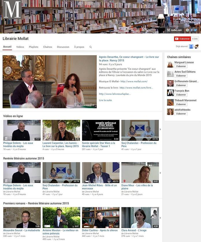 Inbound Marketing : YouTube, une stratégie à part entière
