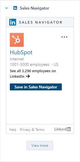 Linkedin-Sales-Navigator-HubSpot-2