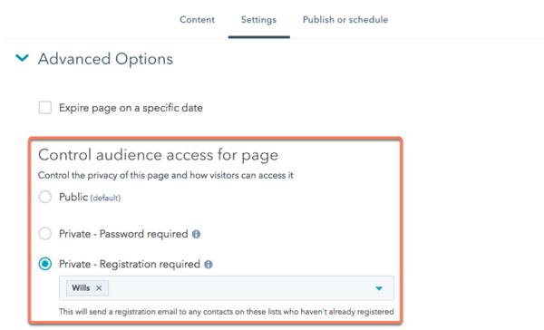 accès-controles-pages-hubspot-cms