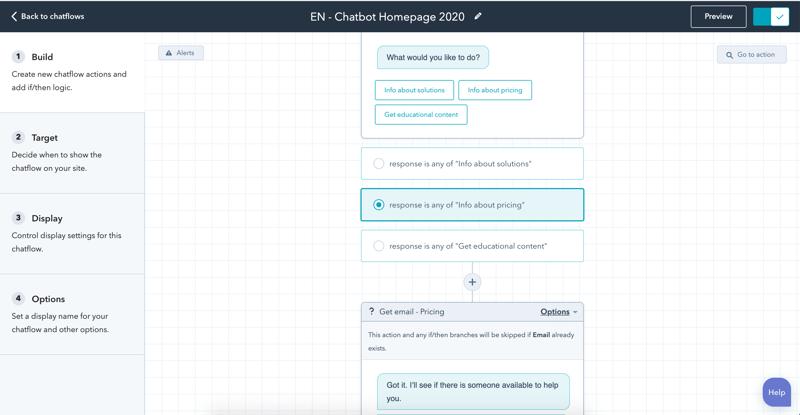 chatbot-hubspot-exemple
